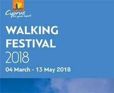 Cyprus Event: Walking Festival 2018