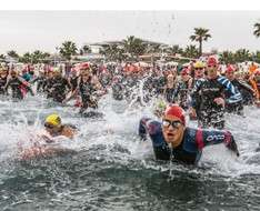 Cyprus Event: Ayia Napa Triathlon 2018