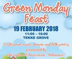 Green Monday in Larnaka 2018