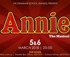 Cyprus Event: Annie The Musical