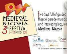 Cyprus Event: 3rd Medieval Nicosia Festival 2018
