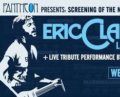 "Cyprus Event: ""Eric Clapton - Life In 12 Bars"""