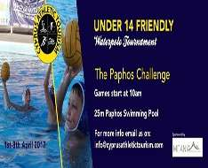 Cyprus Event: The Paphos Challenge