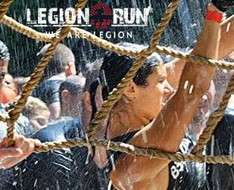 Cyprus Event: Legion Run Cyprus 2018