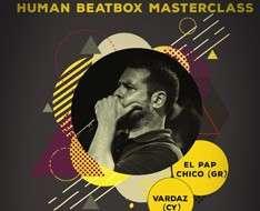 Cyprus Event: Human Beatbox Masterclass