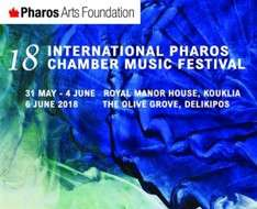 Cyprus Event: 18th International Pharos Chamber Music Festival 2018