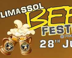 Cyprus Event: Limassol Beer Festival 2018