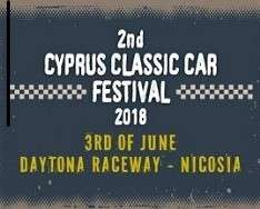 Cyprus Event: 2nd Classic Car Festival 2018
