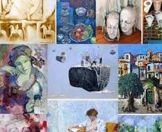 Cyprus Event: Exhibition of art works by Cypriot and other Artists