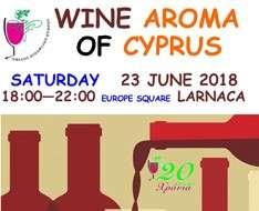 Cyprus Event: Wine - Aroma of Cyprus