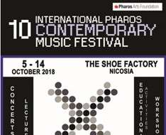 Cyprus Event: 10th International Pharos Contemporary Music Festival