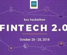 BoC hackathon #fintech 2.0
