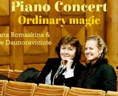 Cyprus Event: Piano Concert 'Ordinary magic'