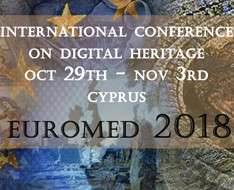 Cyprus Event: 6th EuroMed2018 - Digital Heritage