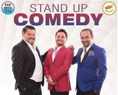 Cyprus Event: Stand Up Comedy