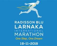 Cyprus Event: 2nd Radisson Blu Larnaka International Marathon