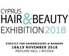 Cyprus Event: Hair & Beauty Exhibition 2018