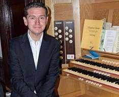 Cyprus Event: Organ Recital – Paul Timmins