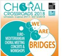 Cyprus Event: Choral Crossroads 2018