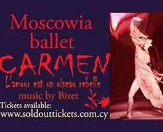 Cyprus Event: Carmen (Lemesos)