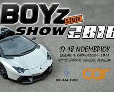 Cyprus Event: 15th Boyz Stuff Show 2018