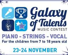 Cyprus Event: Galaxy of Talents (Music)