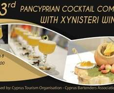 Cyprus Event: 3rd Pancyprian Cocktail Competition with Xynisteri Wine