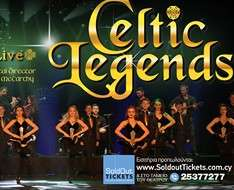 Cyprus Event: Celtic Legends