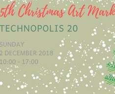 Cyprus Event: 5th Christmas Art Market at Technopolis 20