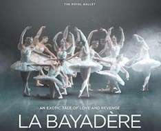 Cyprus Event: Royal Opera House Presents: La Bayadère (The Royal Ballet)
