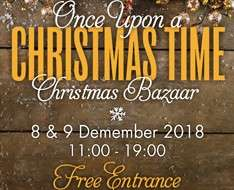 Cyprus Event: Christmas Bazaar, 'Once Upon a Christmas Time'