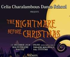 Cyprus Event: The Nightmare Before Christmas
