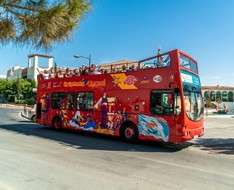 HOP ON - HOP OFF CITY TOUR - City Sightseeing Limassol (Lemesos)