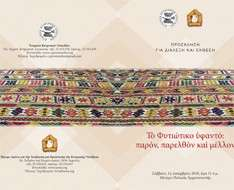 Cyprus Event: Fytiotiko Weaving: present, past and future