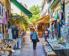 Cyprus Event: Events and Traditional occupations in Laiki Geitonia Neighbourhood in Lefkosia - February 2019