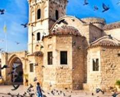 Cyprus Event: Larnaka Walks - February 2019