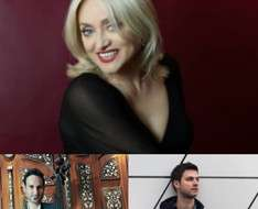 Cyprus Event: Christina Doxa Trio