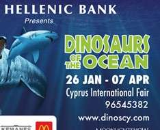"Cyprus Event: ""Dinosaurs of the Ocean"""