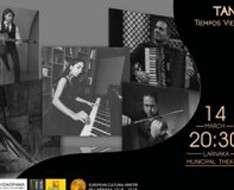 Cyprus Event: Tango - Tiempos Viejos Quintet