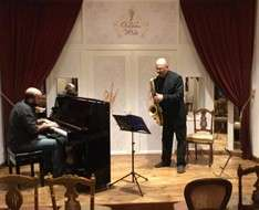 Cyprus Event: Saxophone and Piano Jazz Music Concert