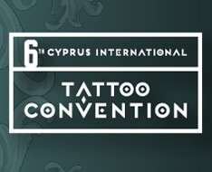 Cyprus Event: 6th International Tatoo Convention
