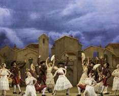 Cyprus Event: Don Quixote - Royal Ballet