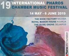 Cyprus Event: 19th International Pharos Chamber Music Festival