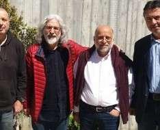 Cyprus Event: Nicos Vichas invites composers Savvas Savva, Evagoras Karagiorgis and Yiorgos Karvellos