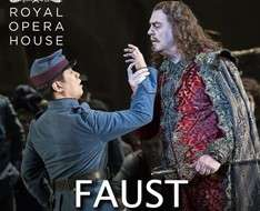 Cyprus Event: Royal Opera House Presents: Faust