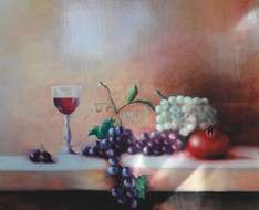 "Cyprus Event: Art Exhibition ""Fruit Series"""