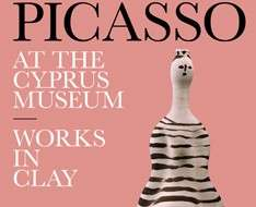 Picasso at the Cyprus Museum - Works in Clay