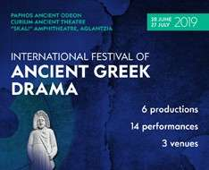 Cyprus Event: International Festival of Ancient Greek Drama 2019