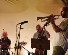 Cyprus Event: Nicolas Tryphonos Quintet - AglanJazz 2019 (Cyprus)