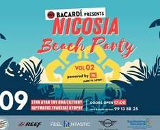 Cyprus Event: Nicosia Beach Party vol.2
